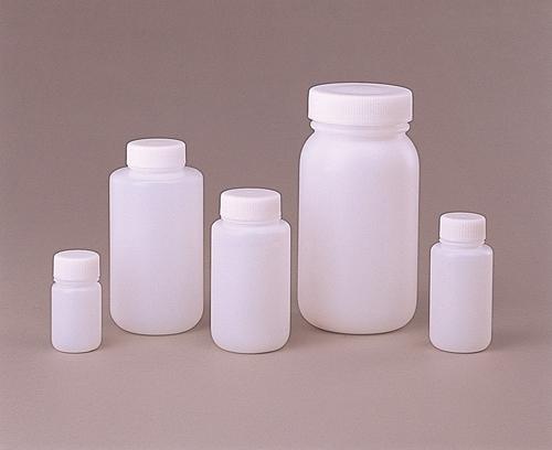 1510-13 Jボトル白色広口瓶 250ML(200本) ニッコー・ハンセン