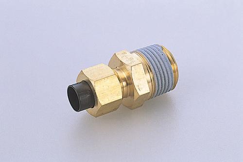 103-40108 クイックシールシリーズ継手 インチサイズ コネクター 適用チューブ外径5/16 PT1/4 C1N5/16-PT1/4 ニッタ(NITTA)