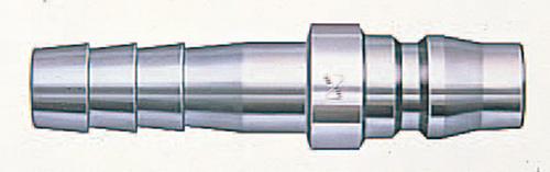 ハイカプラ(汎用型空気配管用) プラグ 鋼鉄 400PH