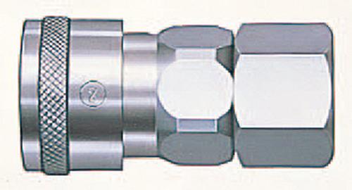 103-51702 ハイカプラ(汎用型空気配管用) ソケット 真鍮 30SF 日東工器