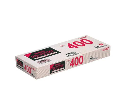 104-15402 リーブル ポリエチレン製手袋 M No400(100枚) リーブル