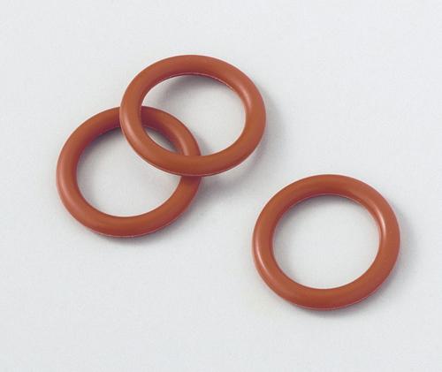 106-61003 4種C 赤シリコン Oリング P5 森清化工