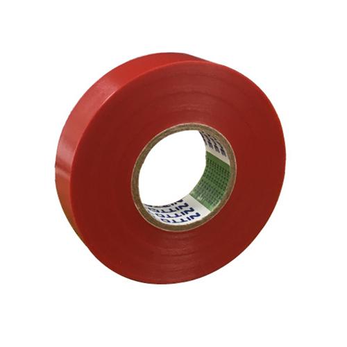 ビニールテープ 0.2MM×19MM×20M 赤