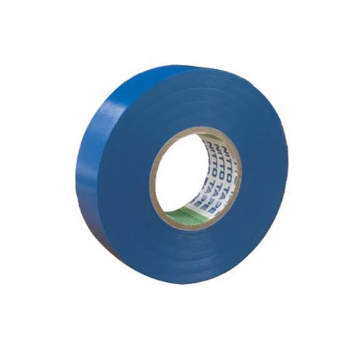 ビニールテープ 0.2MM×19MM×20M 青