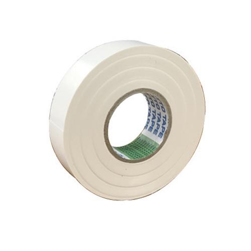 108-1180106 ビニールテープ 0.2MM×19MM×20M 白 日東電工(Nitto)
